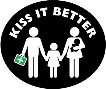 Kiss It Better First Aid